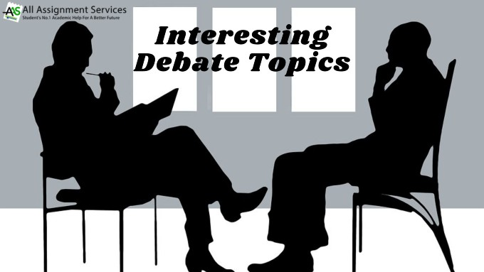 List of interesting debate topics