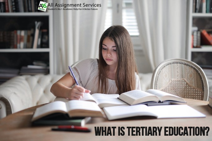 What is Tertiary Educlation?