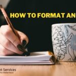 How To Format A College Essay?