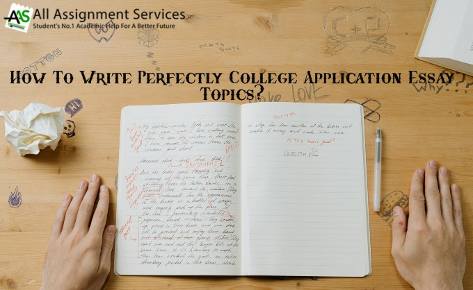 how to write a college application essay topic_