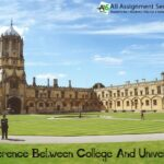 What Is The Difference Between A College And University?