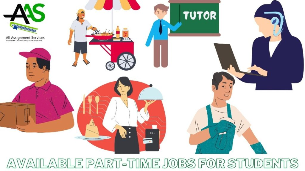 Part-Time Jobs in Australia For Students